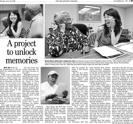 Philadelphia Inquirer Page Layout D5_560w