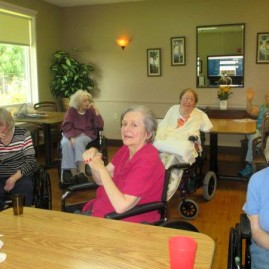 SHERWOOD PARK NURSING AND REHAB CENTER